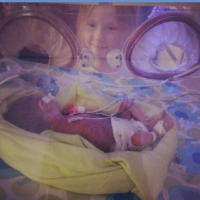 Siblings of preemies have a rough journey of their own