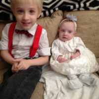 Twice a Preemie Mom, Anthony and Chloe's stories