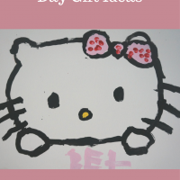 Last Minute Mother's Day Gifts and Ideas. Handmade Items. Kid's Crafts. Gifts made with Love.