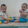 Two Babies, Two NICU Journeys: Zepplin and Aiden