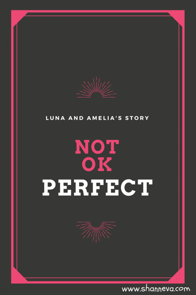 Not OK, perfect. The #NICU can be scary and unforgiving, but there is always #hope Love is perfect #NICUstrong #prematurebirthawareness #preemie #fightlikeapreemie