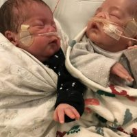 NICU Milestones: Zoey and Emery's Story