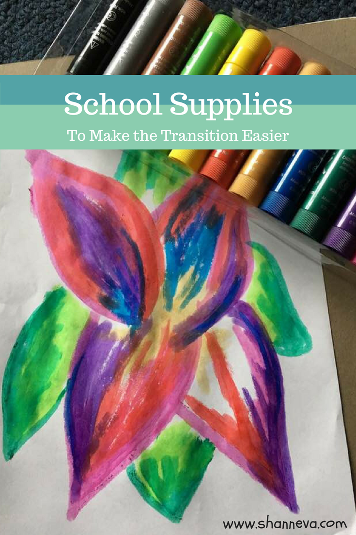 School supplies to make the transition back easier #schoolsupplies #backtoschool