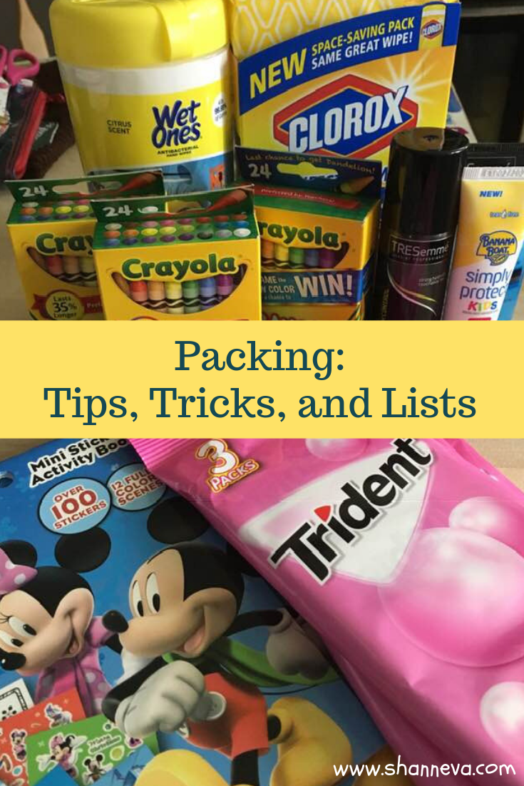 Packing for a family trip #packingtips #familytravel #airplanetravel