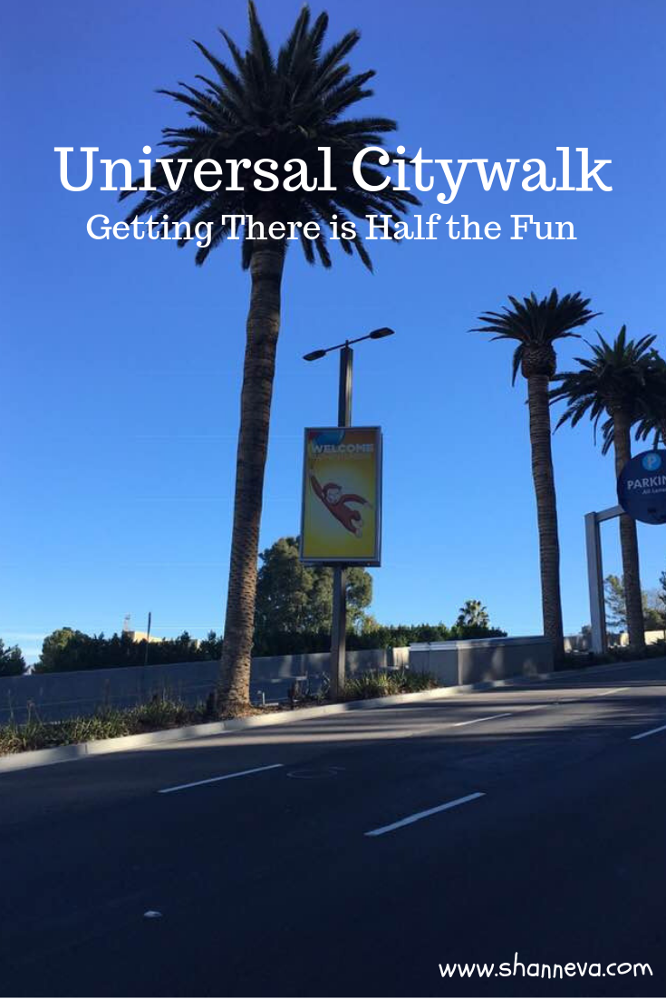 Universal Citywalk is a fun place to eat, shop, and explore