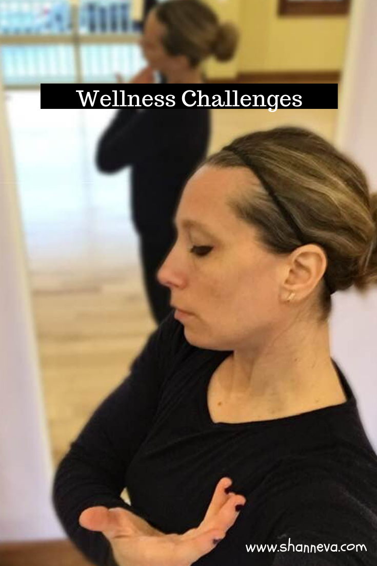 Activity trackers and Wellness Challenges. The challenges, both mental and physical, to getting healthy. #overallhealth #selfcare #beyourbestself