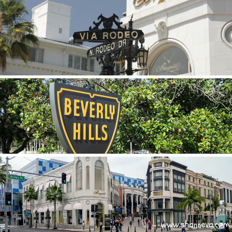 Los Angeles and Beverly Hills