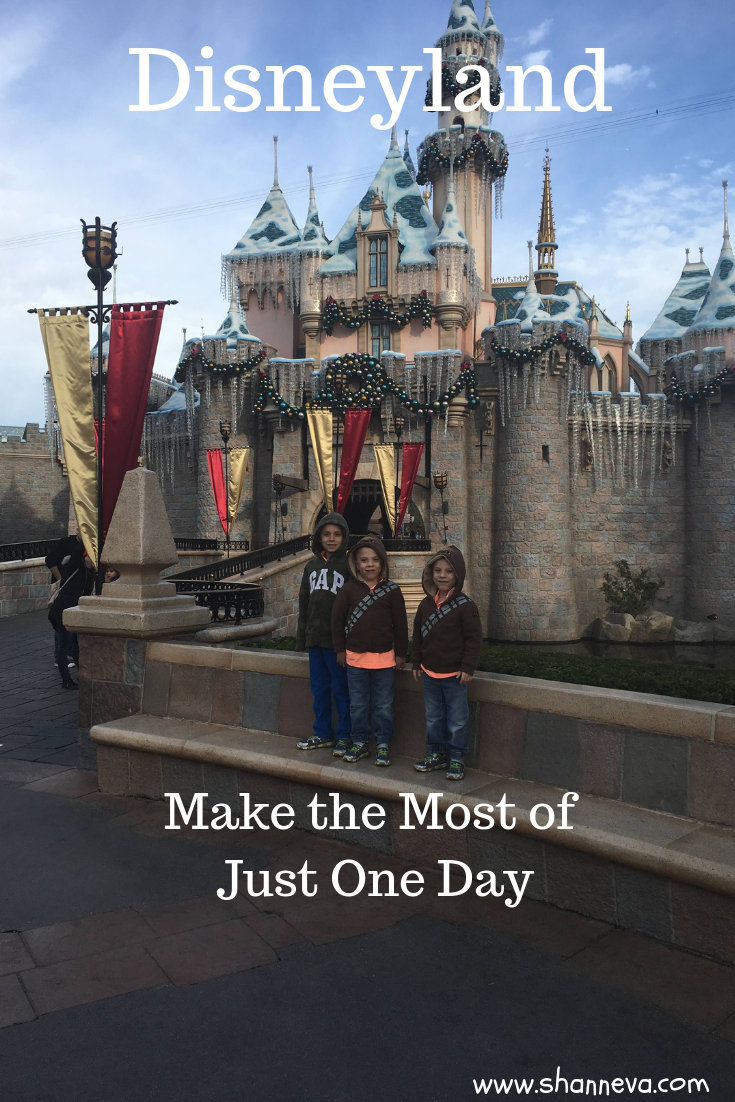 Disneyland: How to Enjoy the Park in One Day #Disneyland #Disney #Disneyinoneday
