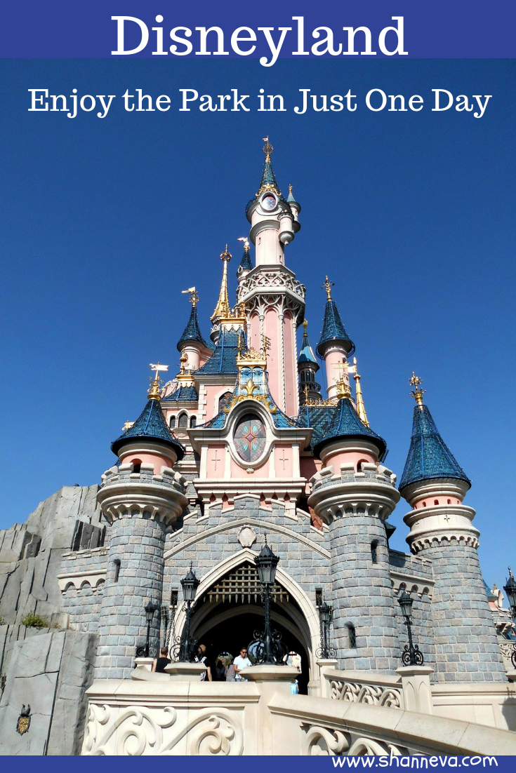 Disneyland: How to Make the Most of a One Day Visit #Disneyland #onedayvisit #California