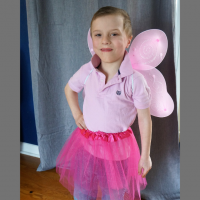 Dressing Up: A fun way for both Boys and Girls to express themselves #pretendplay #development #partyplanning #princesswands #fairywings #spon