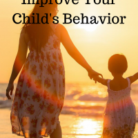 Behavior: How you can improve your child's behavior with your own