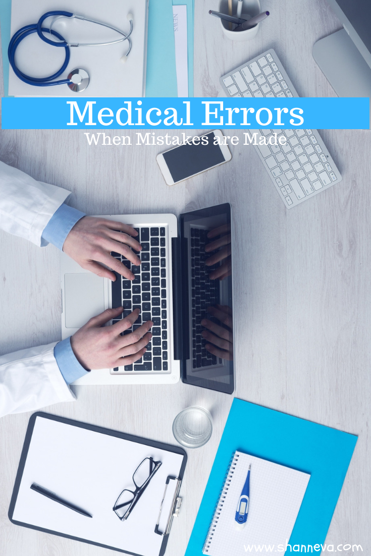 Medical errors can make a stressful situation even worse. Here's what can happen and how to handle it.