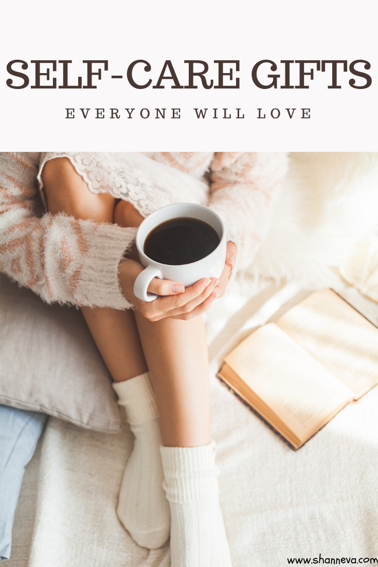 Self-care gifts that everyone will love. Products and presents that you will love to give and receive.