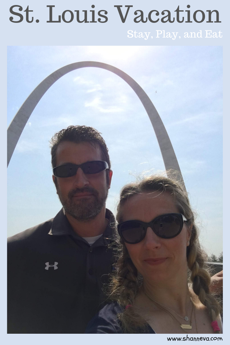 St. Louis vacation for a great family road trip. Plenty of entertainment, like museums, The Arch, the Zoo, and baseball games.