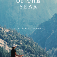 Word of the Year: How do you choose? Here are some tips for picking your word of the year and how to apply it to your goals.