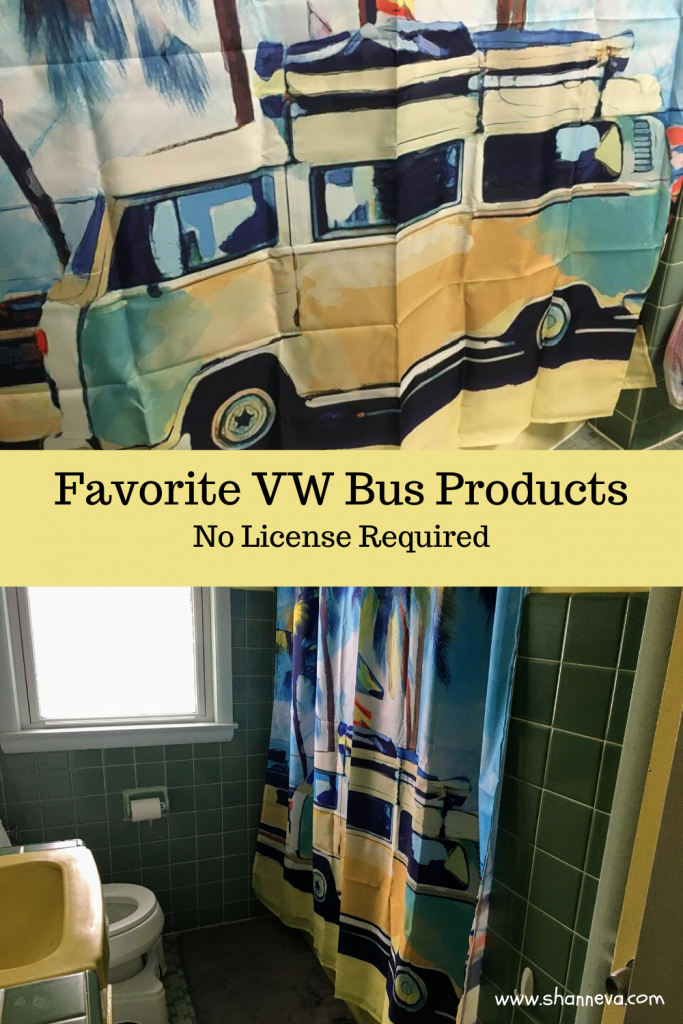 Favorite VW Bus Gifts. A collection of the best VW bus gifts for the home, to wear, to travel, and even to play with.