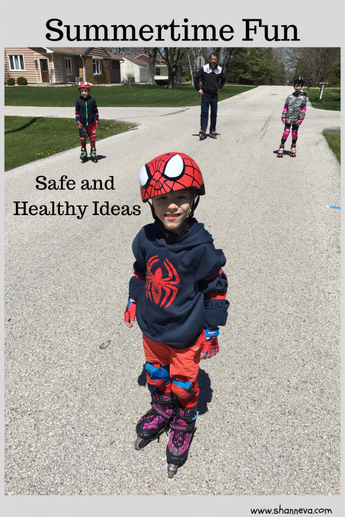 Safe and healthy ideas to get you active and have fun during the summertime. Great family friendly experiences, socially distant ways of having fun, and more.